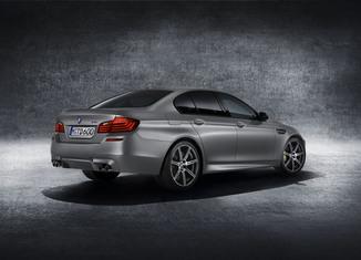 BMW M5 30 Jahre 2014 02 650x433 Nuevo BMW M5 30 Jahre M5: tres décadas de altas prestaciones