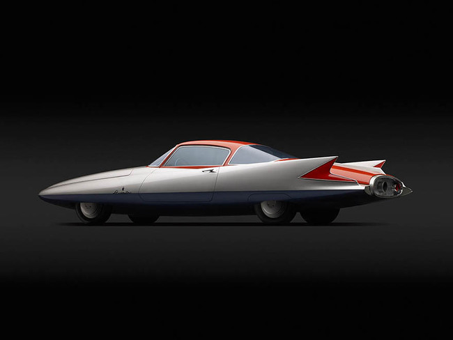 Chrysler Ghia Streamline X Gilda 1955