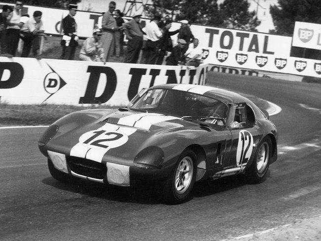 Cobra Daytona 2