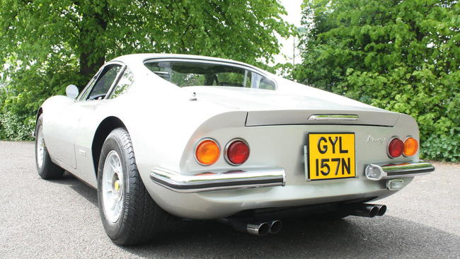 Ferrari Dino 246 GT Keith Richards 01