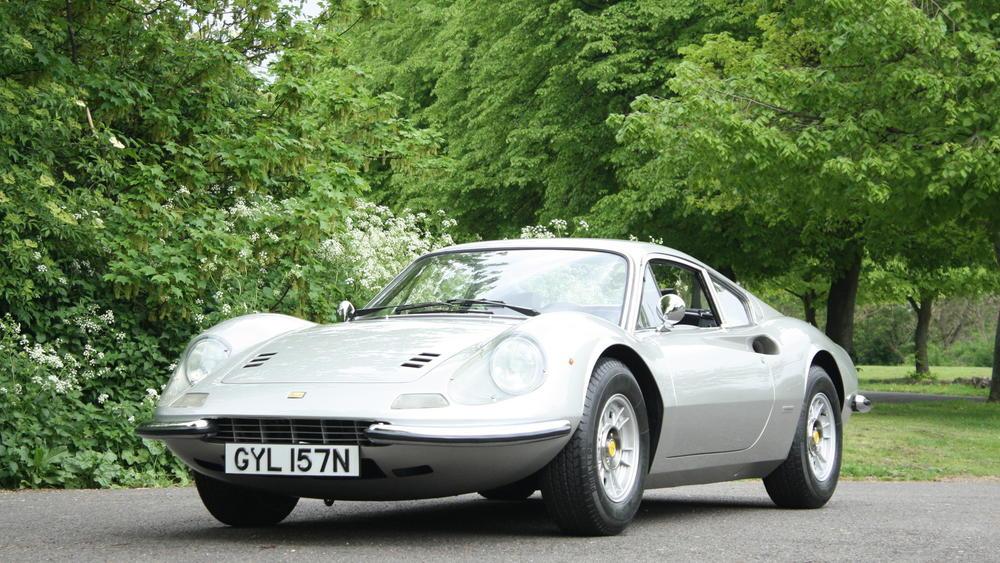 Ferrari Dino 246 GT Keith Richards 02