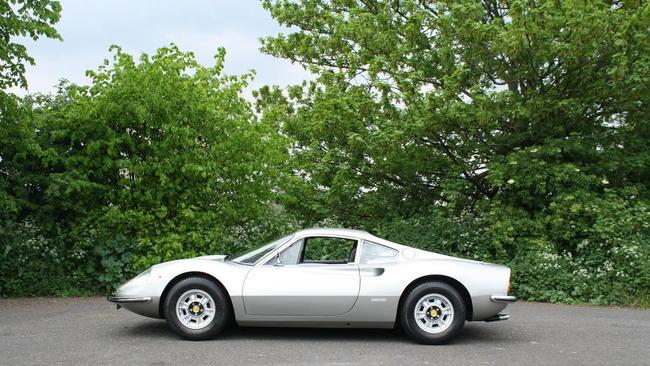 Ferrari Dino 246 GT Keith Richards 10