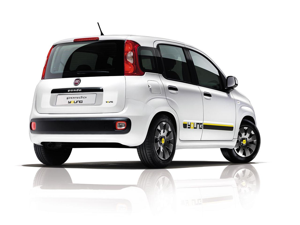 Fiat panda young m s equipamiento a precio competitivo for Fiat panda pop accessori di serie