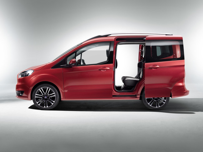 Ford Tourneo Courier 2014 05