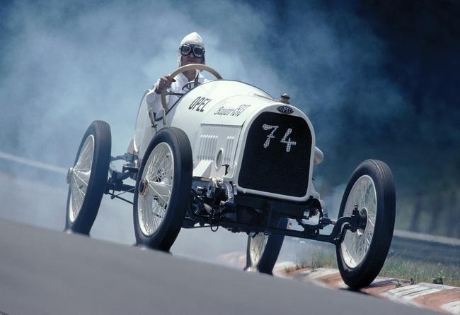 Original Grand Prix car