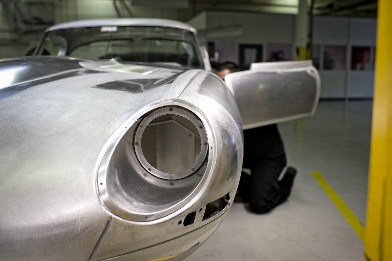 Jaguar E-Typ Lighweight 1964 02