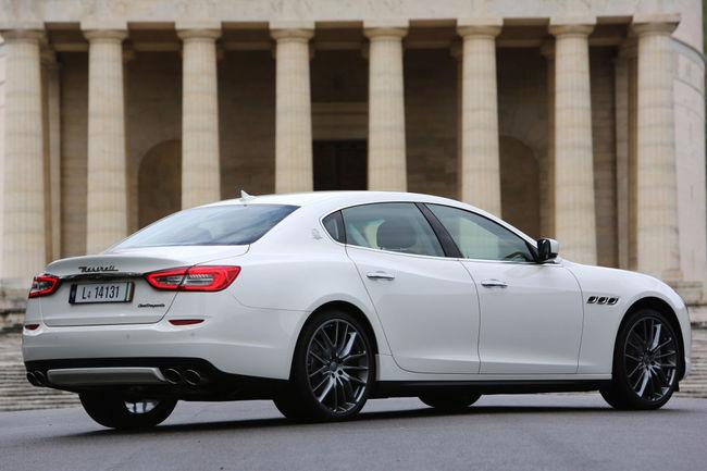 Maserati Quattroporte 2014 14