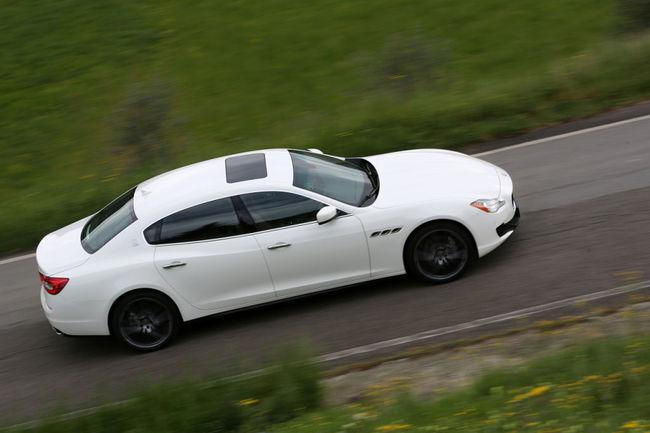 Maserati Quattroporte 2014 17