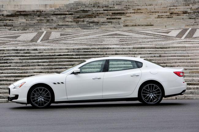 Maserati Quattroporte 2014 22