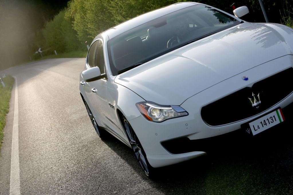 Maserati Quattroporte 2014 25