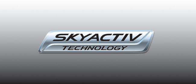 Mazda SKYACTIV logo