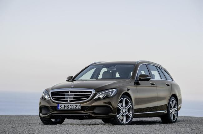 Mercedes-Benz Clase C Estate 2014 01