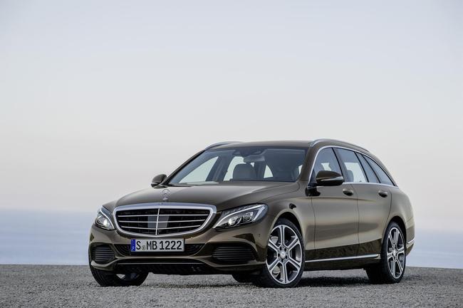 Mercedes-Benz Clase C Estate 2014 01