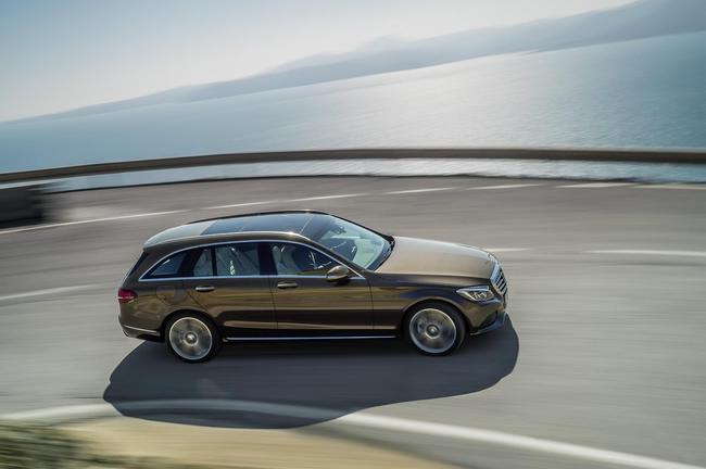 Mercedes-Benz Clase C Estate 2014 09