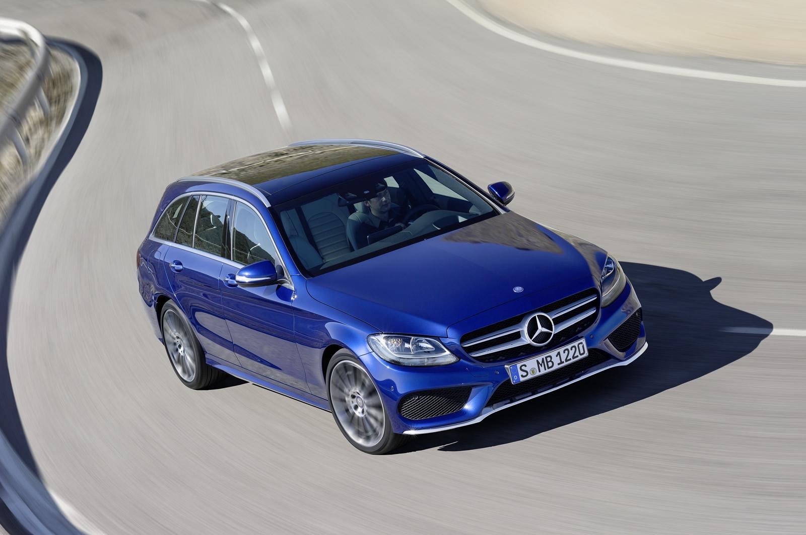 Mercedes-Benz Clase C Estate 2014 18