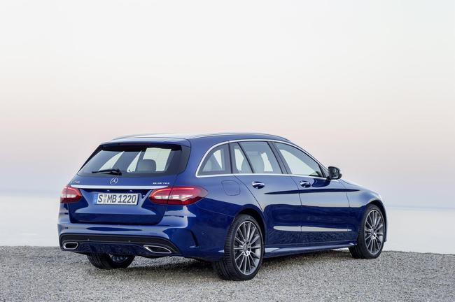 Mercedes-Benz Clase C Estate 2014 22