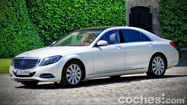 Mercedes-Benz Clase S - el mejor automóvil del mundo 02