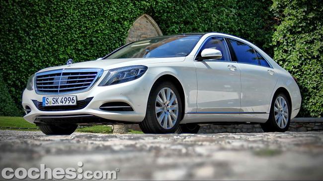 Mercedes-Benz Clase S - el mejor automóvil del mundo 09