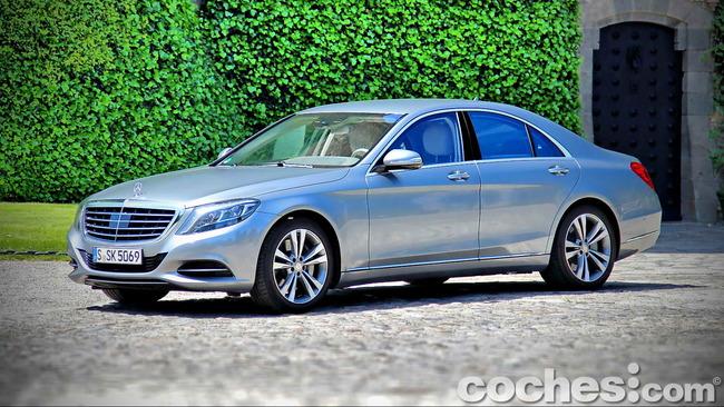 Mercedes-Benz Clase S - el mejor automóvil del mundo 10