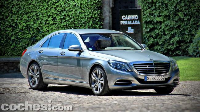 Mercedes-Benz Clase S - el mejor automóvil del mundo 11