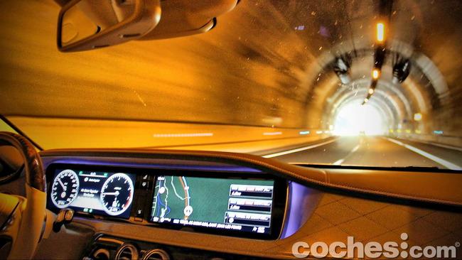 Mercedes-Benz Clase S - el mejor automóvil del mundo 14