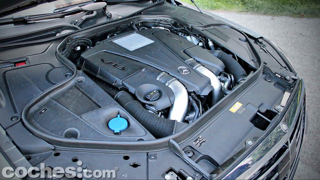 Mercedes-Benz Clase S - el mejor automóvil del mundo 17