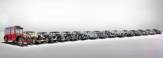 Mercedes-Benz Clase S - el mejor automóvil del mundo 35