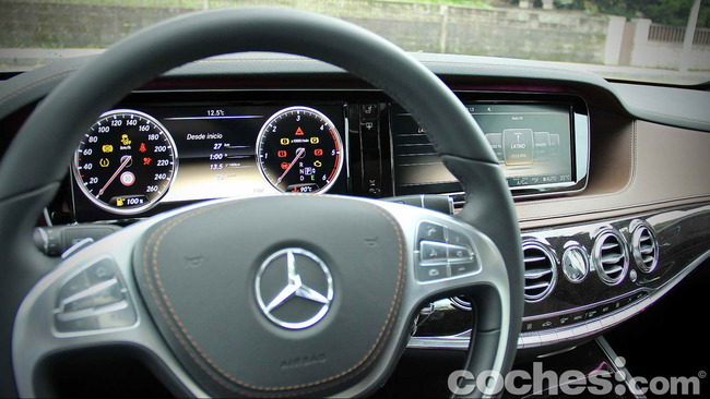 Mercedes-Benz Clase S - el mejor automóvil del mundo 41