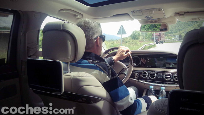 Mercedes-Benz Clase S - el mejor automóvil del mundo 44