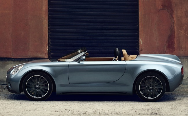 Mini Superleggera Vision Concept 2014 06