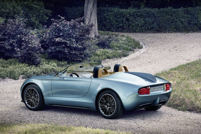 Mini Superleggera Vision Concept 2014 07