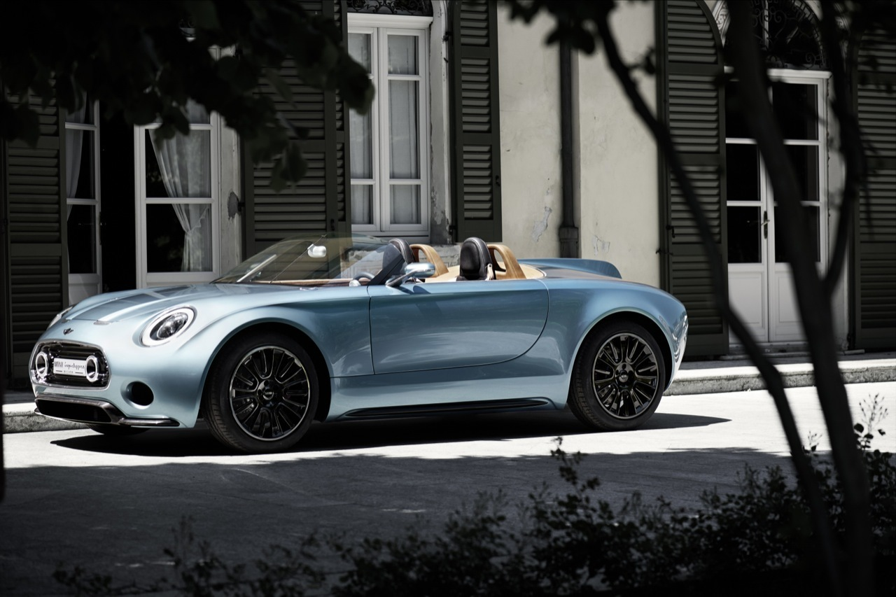Mini Superleggera Vision Concept 2014 26