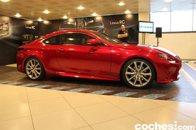 Presentacion Lexus RC  - 00361