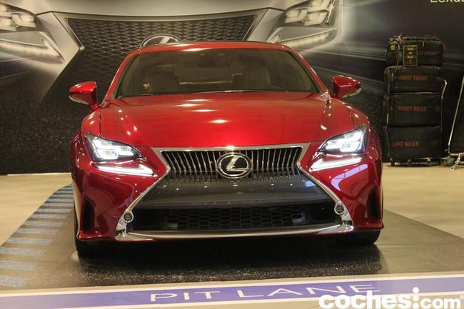 Presentacion Lexus RC  - 00370