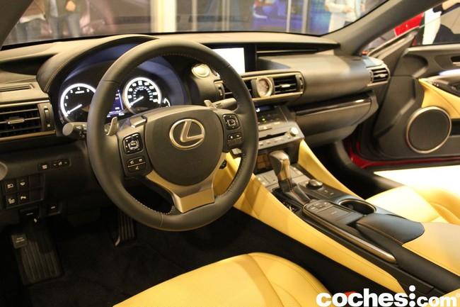 Presentacion Lexus RC  - 00373