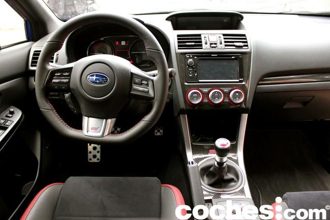 Prueba Subaru WRX STI 2014 06