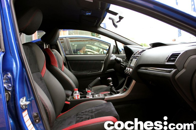 Prueba Subaru WRX STI 2014 09