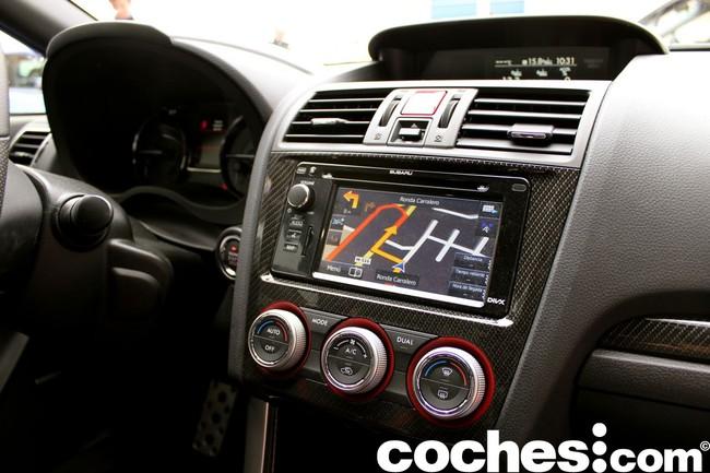 Prueba Subaru WRX STI 2014 10