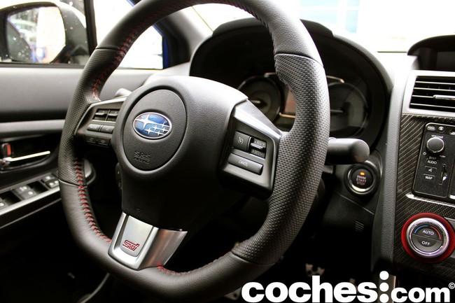 Prueba Subaru WRX STI 2014 12