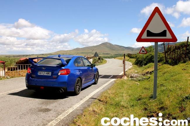 Prueba Subaru WRX STI 2014 41