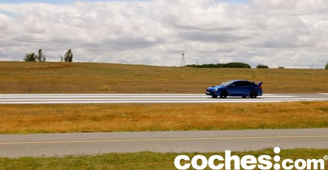 Prueba Subaru WRX STI 2014 45