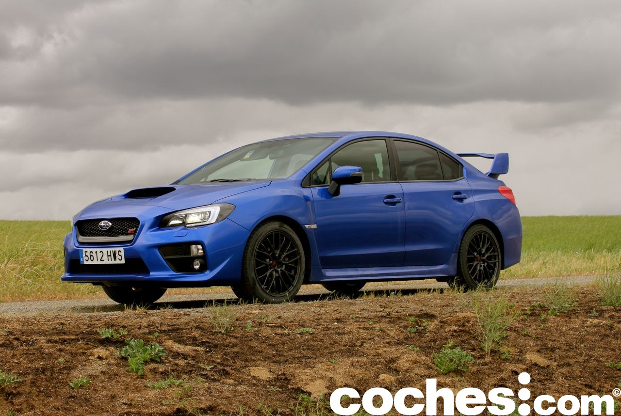 Prueba Subaru WRX STI 2014 58