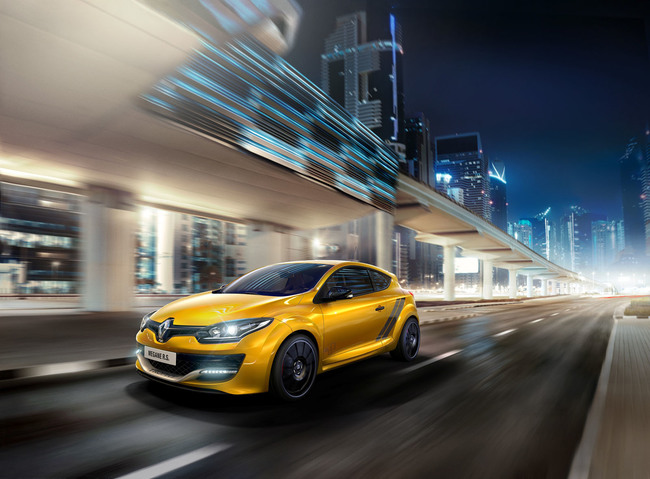 Renault Megane RS Trophy 275 2014 01
