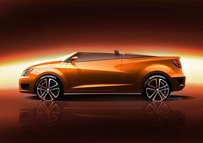 Seat Ibiza CUPSTER Concept 2014 02