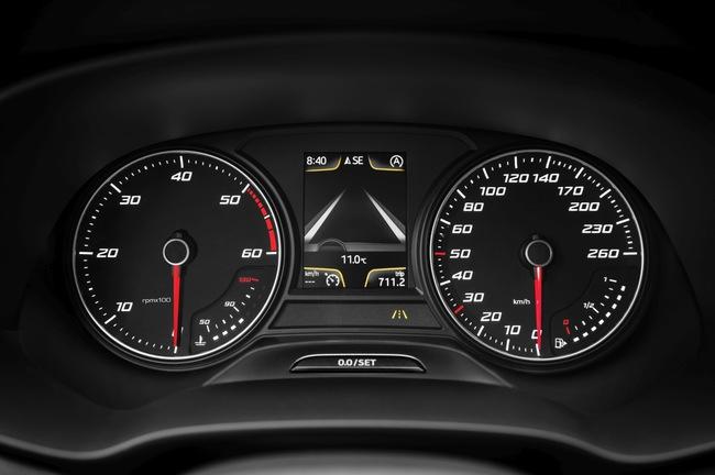Seat Leon Ecomotive 2014 32