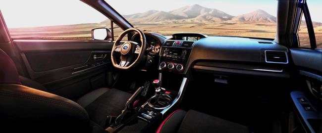 Subaru WRX STI 2015 Europa 14
