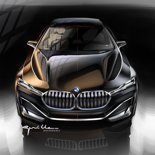 bmw vision luxury 2