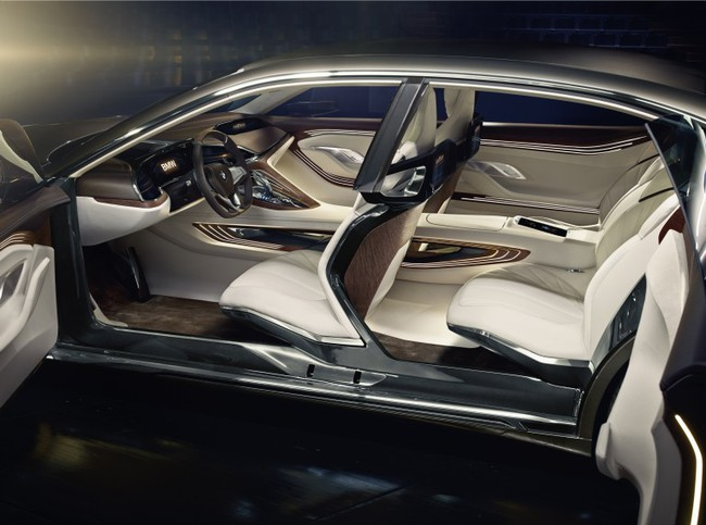 bmw vision luxury 4