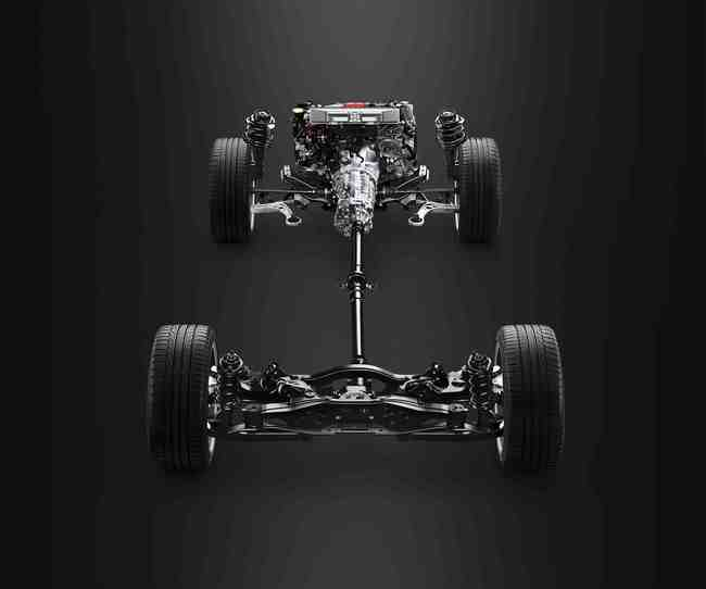 diferenciales Subaru WRX STI