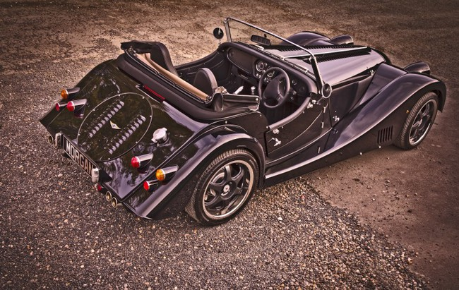 morgan plus 8 speedster 3